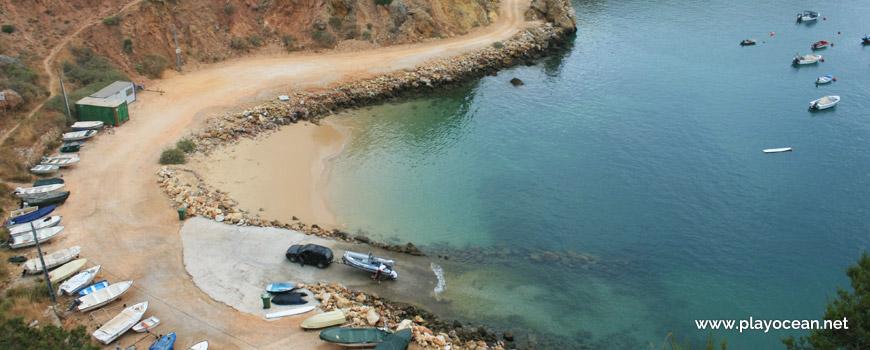 Praia da Baleeira Beach