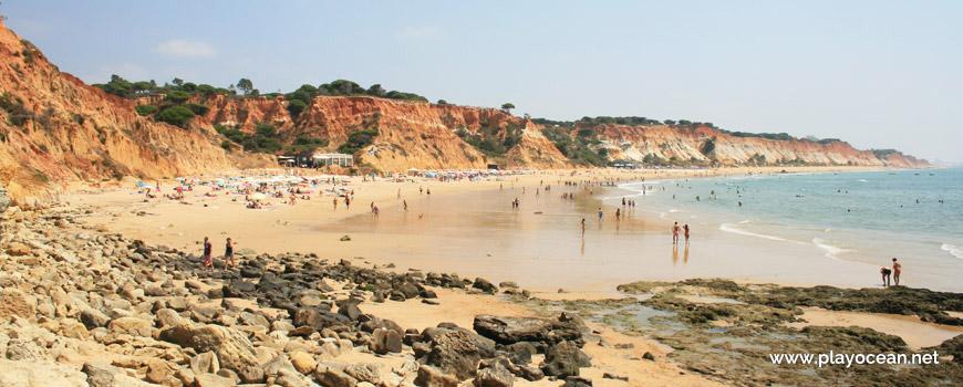 East at Praia das Belharucas Beach