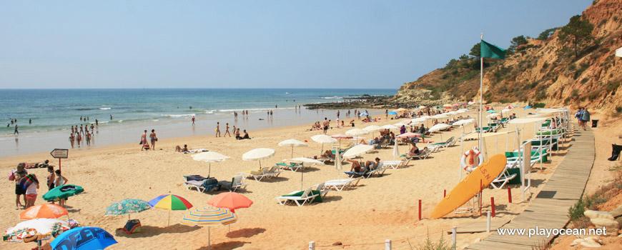Posto do nadador-salvador, Praia das Belharucas
