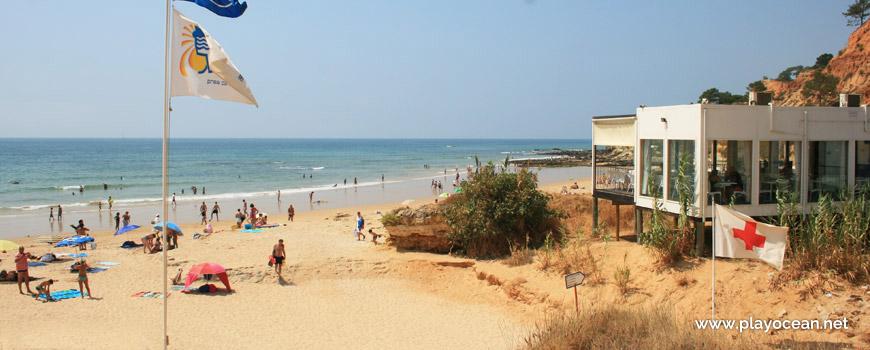 Esntandarte da Praia das Belharucas