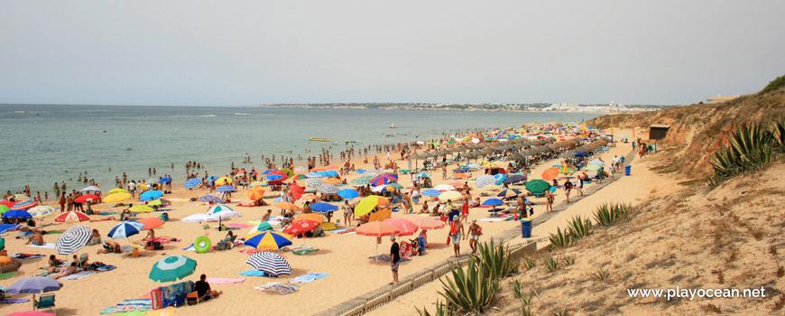 Praia da Galé (East) Beach