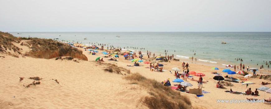Praia da Galé (West) Beach