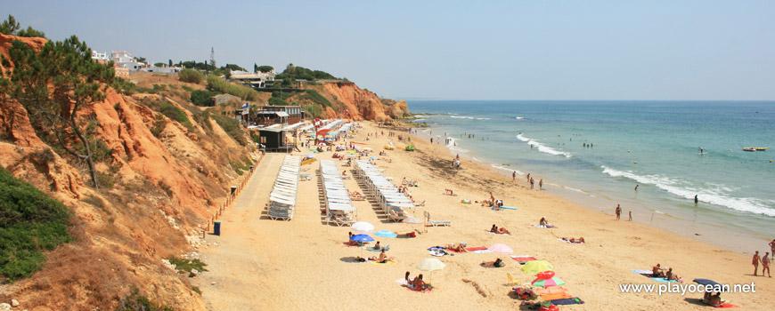 East of Praia Maria Luísa Beach