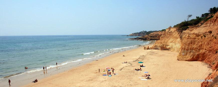 West part, Praia Maria Luísa Beach