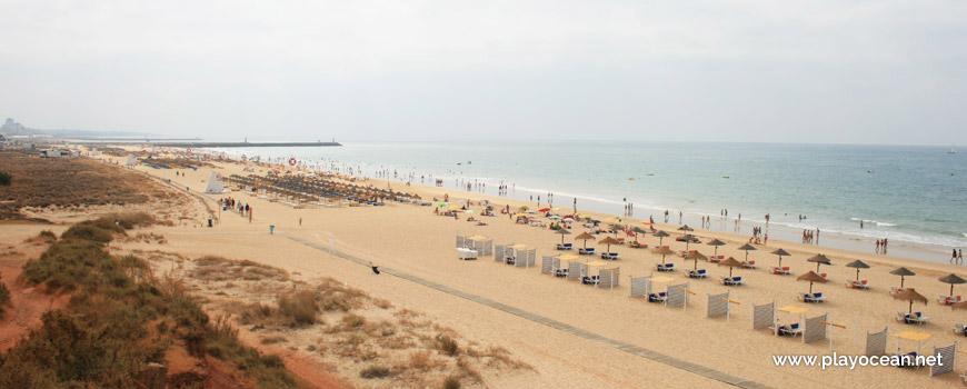 Este na Praia da Rocha Baixinha