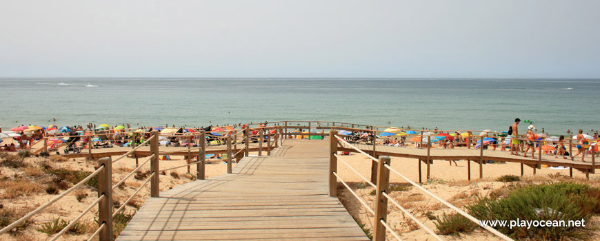 Acesso à Praia dos Salgados