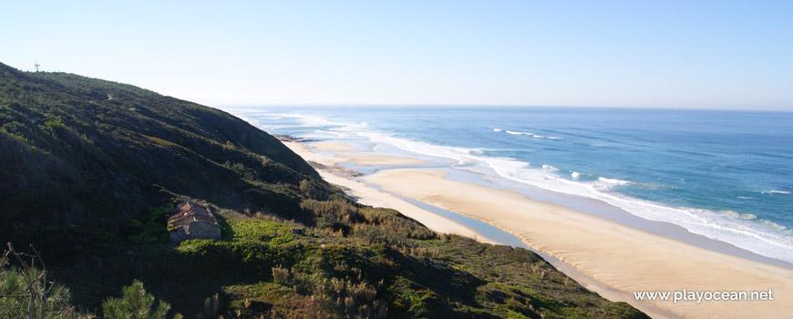 Praia das Águas Luxuosas Beach