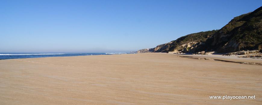Norte da Praia das Águas Luxuosas