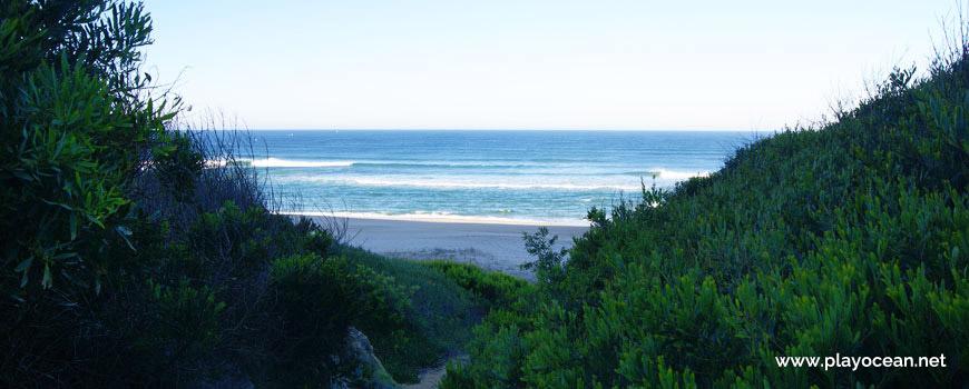 Areal na Praia da Mina