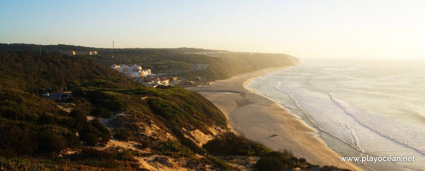 South, Praia de Paredes da Vitória Beach