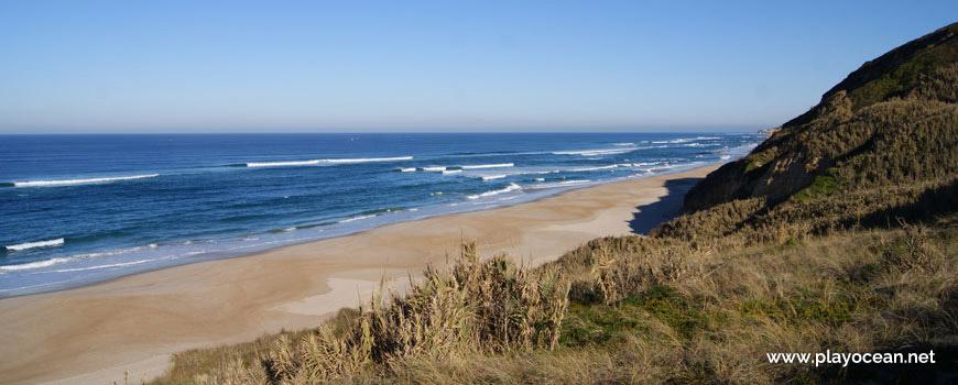 Praia de Vale Pardo