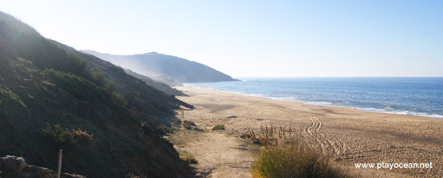 Sul da Praia da Gralha