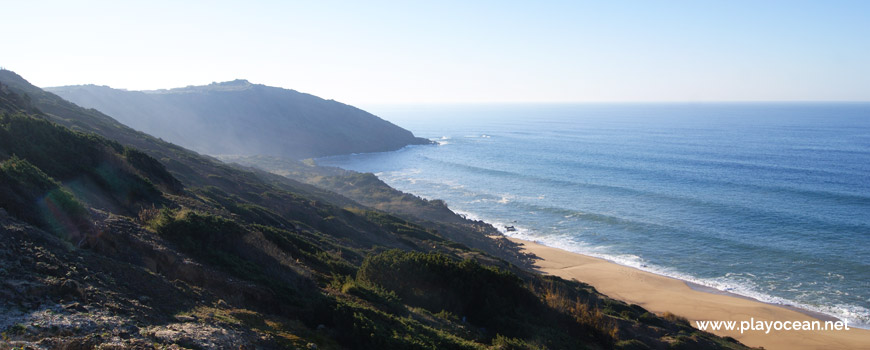 Arribas da Praia da Gralha