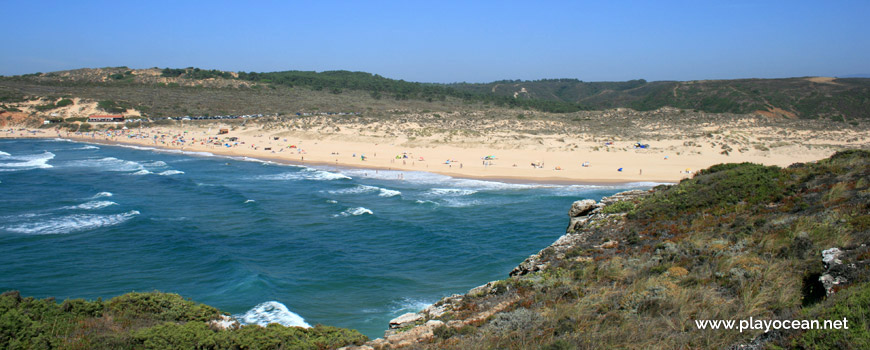 Praia da Amoreira (Sea) Beach