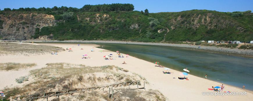 Praia de Odeceixe (Mar) em Odeceixe, Aljezur • Portugal