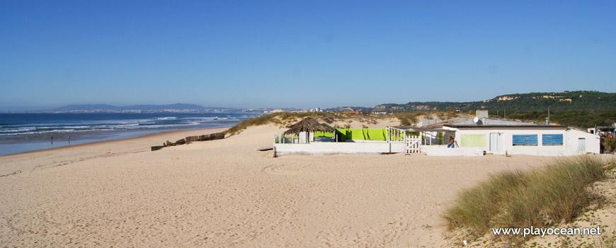 Concession of Praia da Bela Vista Beach