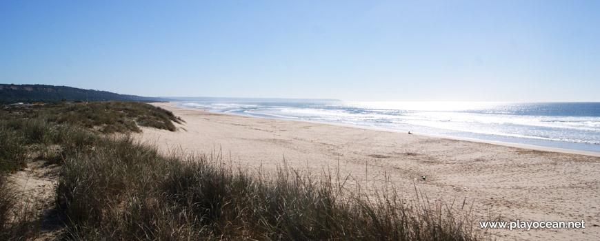 Sul da Praia da Cabana do Pescador