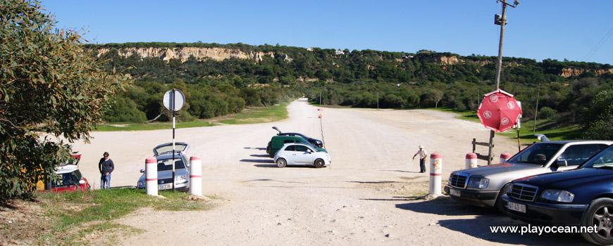 Estacionamento, Praia do Castelo
