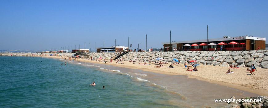 Praia do C.D.S.