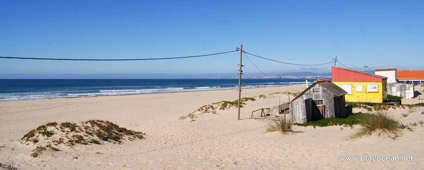 Cabanas da Praia da Cornélia