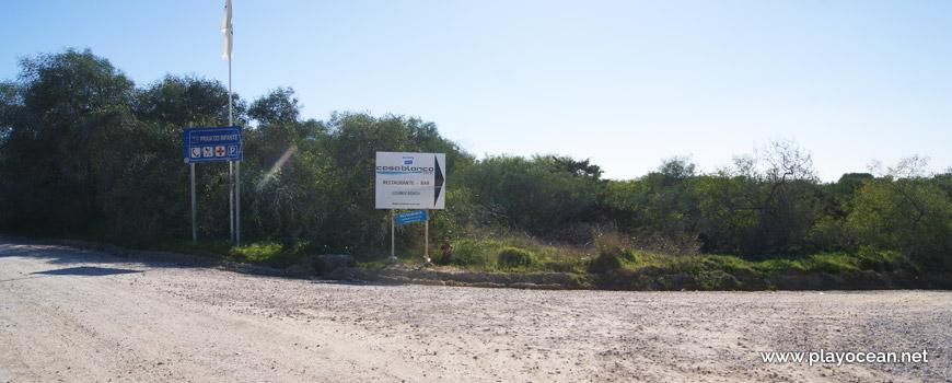 Cruzamento, Praia do Infante
