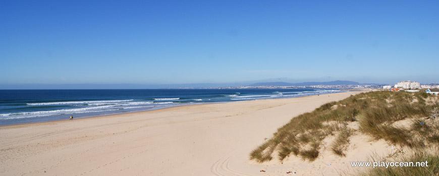Norte da Praia da Mata