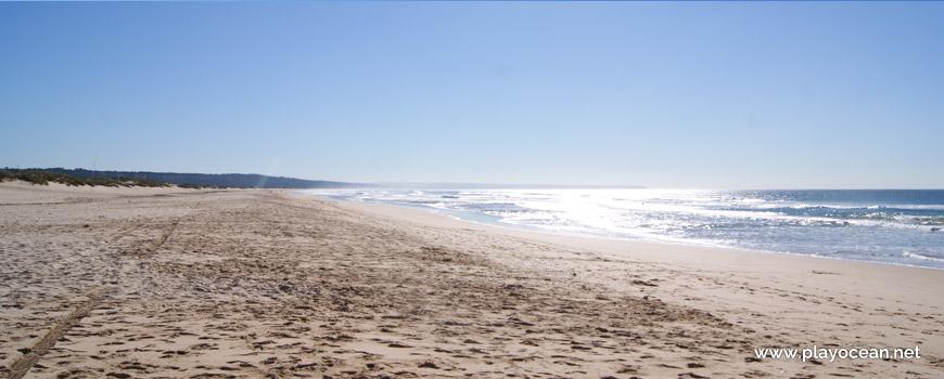 Sul da Praia da Mata