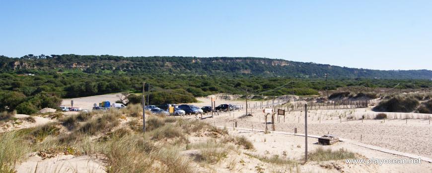 Estacionamento Praia da Mata