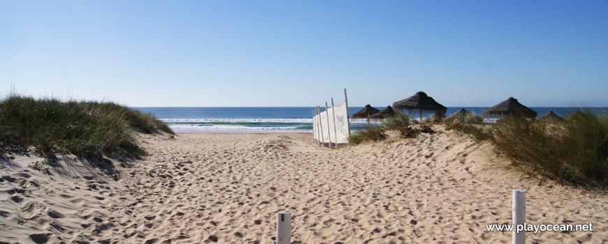 Acesso à Praia da Morena