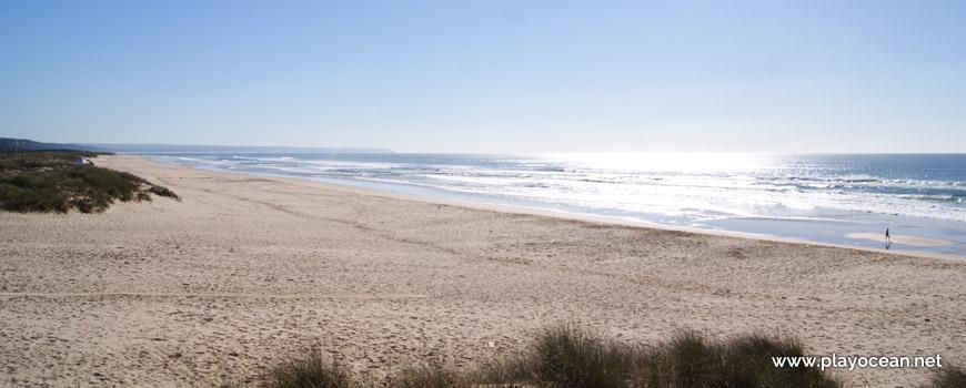 Sul da Praia da Morena
