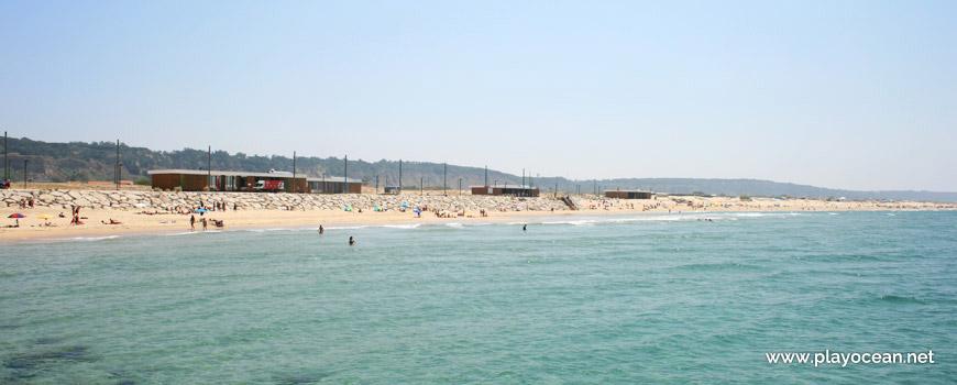 Areal da Nova Praia