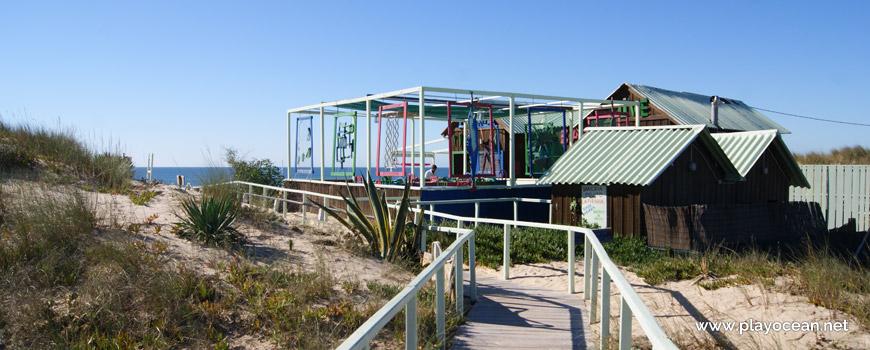 Passadiço para a Praia da Riviera
