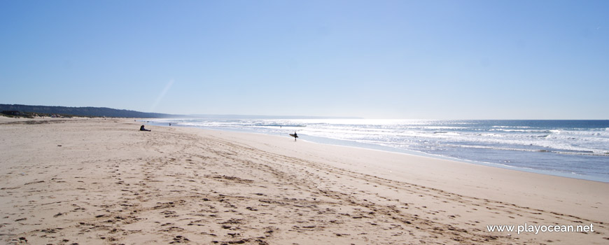 Sul da Praia da Riviera