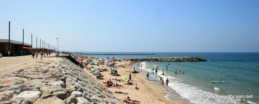 Praia Santo António da Caparica