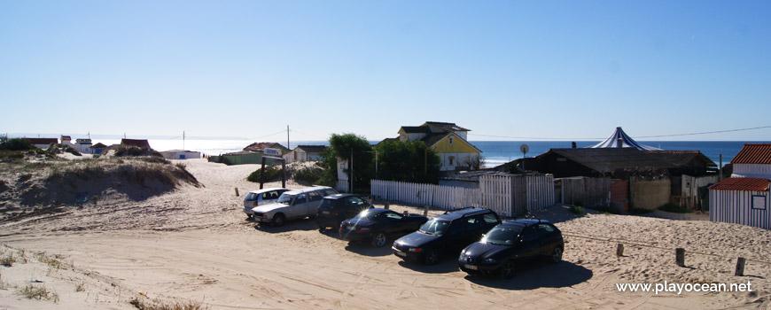 Estacionamento, Praia da Saúde