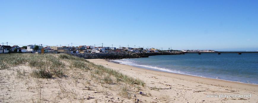 Oeste da Praia do segundo Torrão