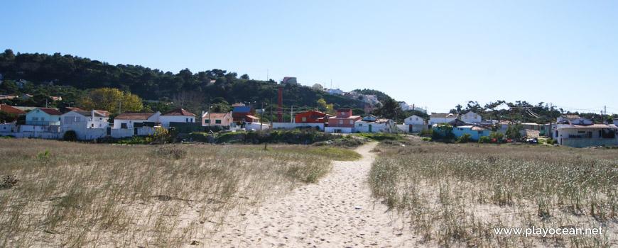 Trilho da Praia do Segundo Torrão