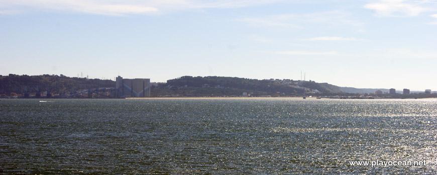 Praia do Segundo Torrão