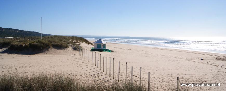 Areal da Praia da Sereia
