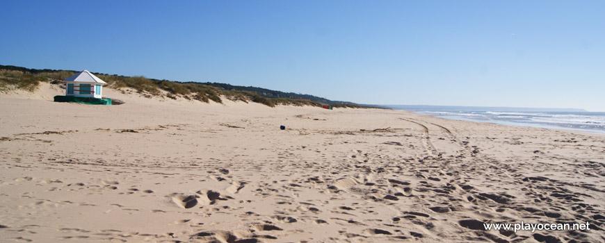 Sul da Praia da Sereia