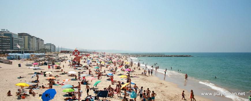 Praia do Tarquínio-Paraíso Norte