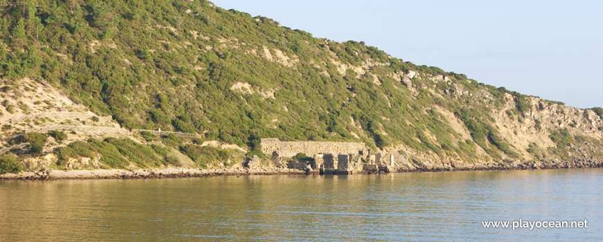 Old Customs Ruins of Salir do Porto