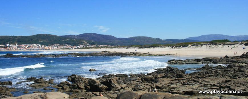 Norte da Praia do Forte do Cão
