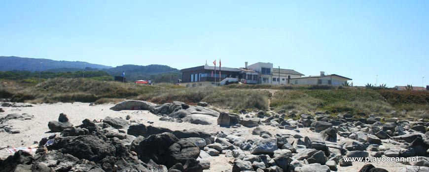 Praia do Forte do Cão, concessão