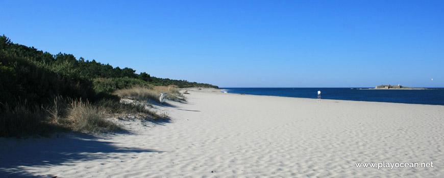 Sul da Praia da Foz do Minho