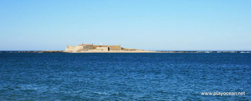 Forte da Ínsua, Praia da Foz do Minho