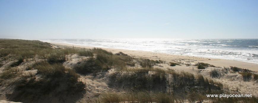 Sul da Praia dos Almadoiros