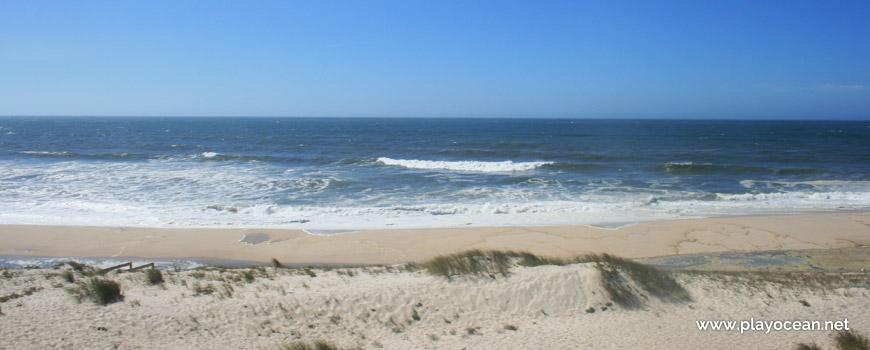 Mar na Praia do Palheirão