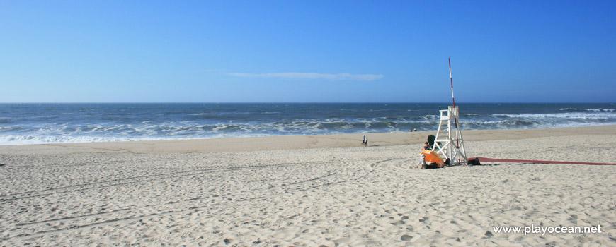 Posto do nadador-salvador da Praia da Tocha