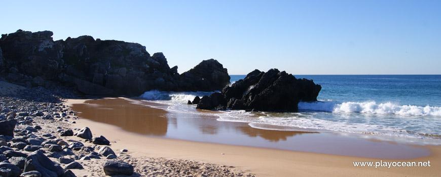 Rochedos na Praia do Abano